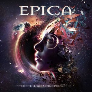 The Holographic Principle - Caratula