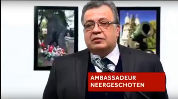 Embajador de Rusia Andréi Kárlov